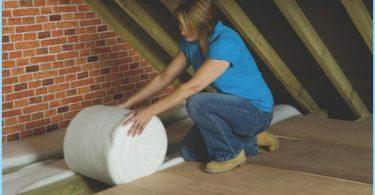 Wybierając izolację ścian i dachów