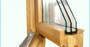 Jak zrobić drewniane okna z podwójnymi szybami