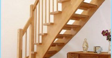 Podłużnice dla schodów z rękami