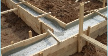 Proporcje betonu na fundamencie