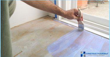 Jak i czym pomalować podłogę