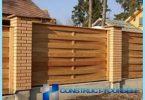 Budowa drewnianego ogrodzenia pikiety