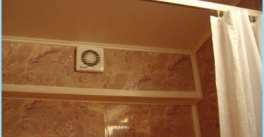 Jak zainstalować okap w łazience, schemat połączeń