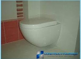 Jak zainstalować toalety własnymi rękami