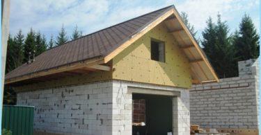Jak zbudować garaż bloki