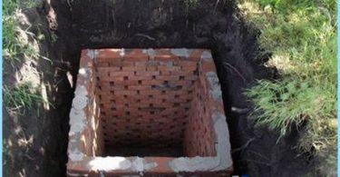 Budowa toalet w kraju własnymi rękami