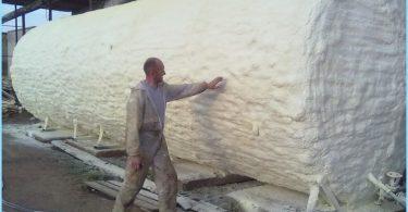 Natryskiwanie pianki izolacja termiczna