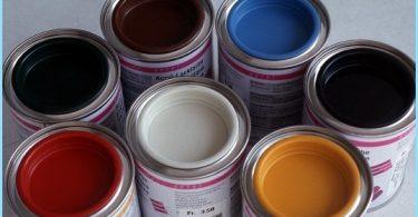Alkidowa farba do wnętrz i na zewnątrz użytku w metalu i drewnie
