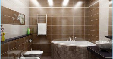 Oświetlenie łazienkowe