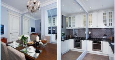 Kuchnia Studio 20, 18, 16 sq. m. - Stylowy nowoczesny design