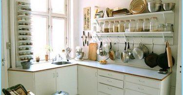Wyposażenie kuchni w hruschevke