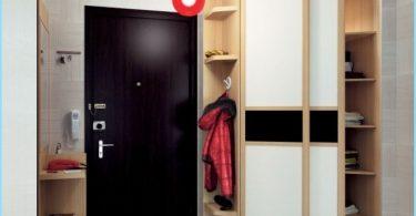 Zaprojektować mały korytarz z rękami