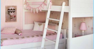 Pokój dziecięcy dla dwóch dziewczyn