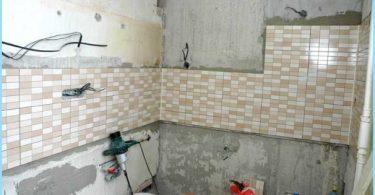 Układ przewodów w łazience