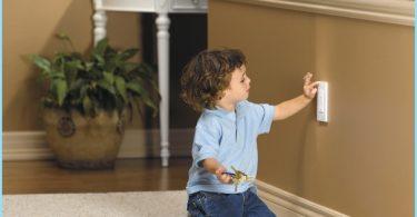 Typowy schemat podłączenia okablowania w domu
