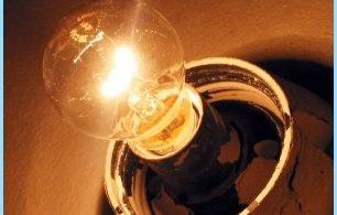 Powody migotanie światła w mieszkaniu