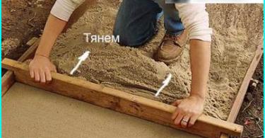 Jak zrobić własnymi rękami skałki - Program sadzenia i przykładowe urządzenia