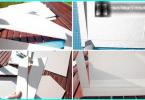 Czyszczenie filtra oczku wodnym z rękami: Dwa domowych wersję